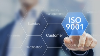 Qualitätsmanagementsystem nach DIN EN ISO 9001